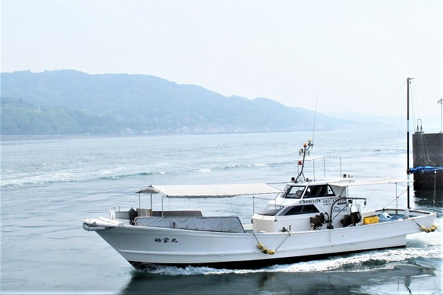 裕栄丸 船体