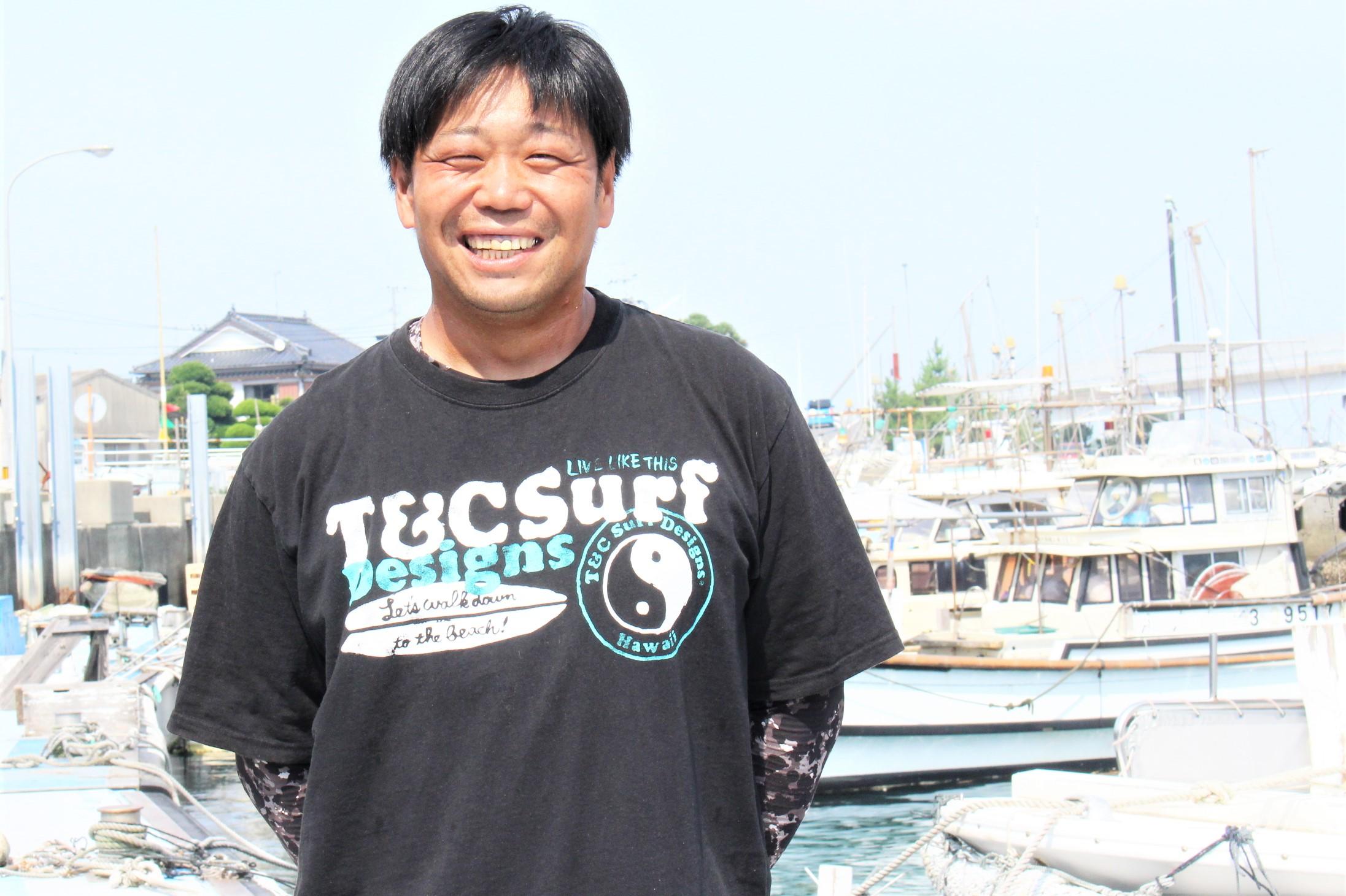 裕栄丸 船長